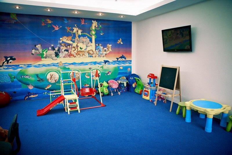 Средняя игровая комната