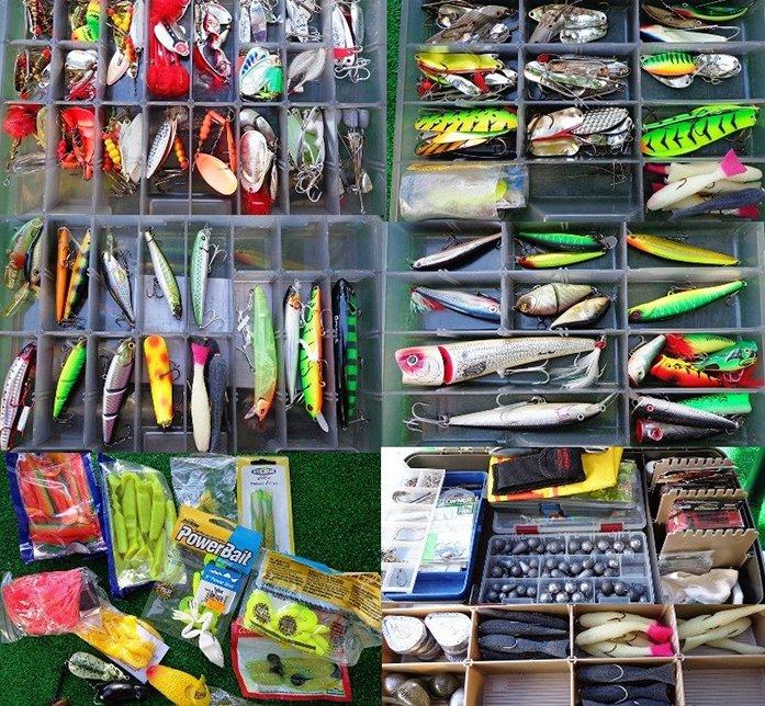 Открытие магазина рыболовных товаров
