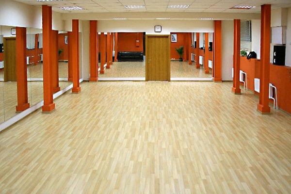 Помещение для танцевальной школы