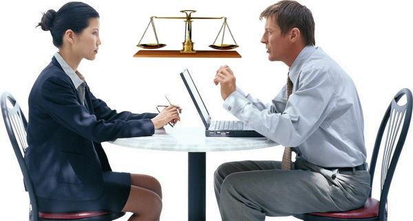 Персонал юридической фирмы