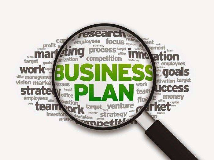 Элементы бизнес-плана