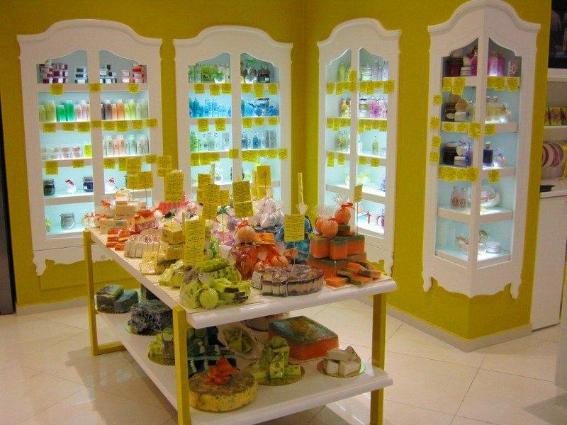 Магазин натуральных ингредиентов