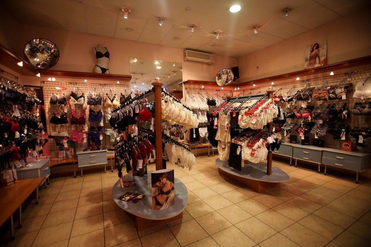 Вариант магазин нижнего белья