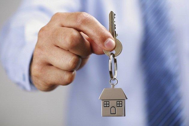 Ключ от недвижимости