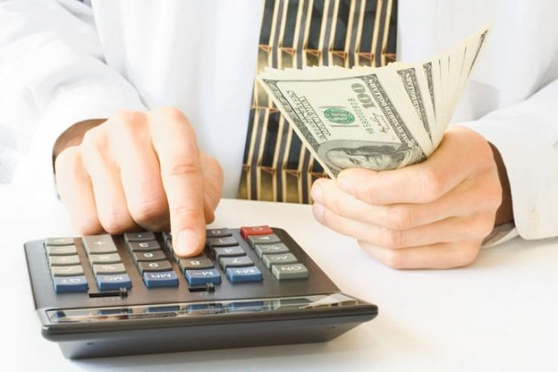 Расчёт расходов и доходов