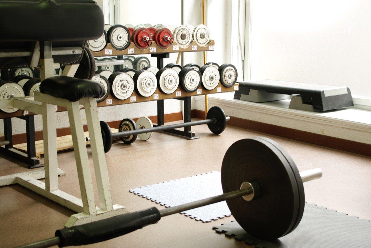 Оборудование для фитнес-зала
