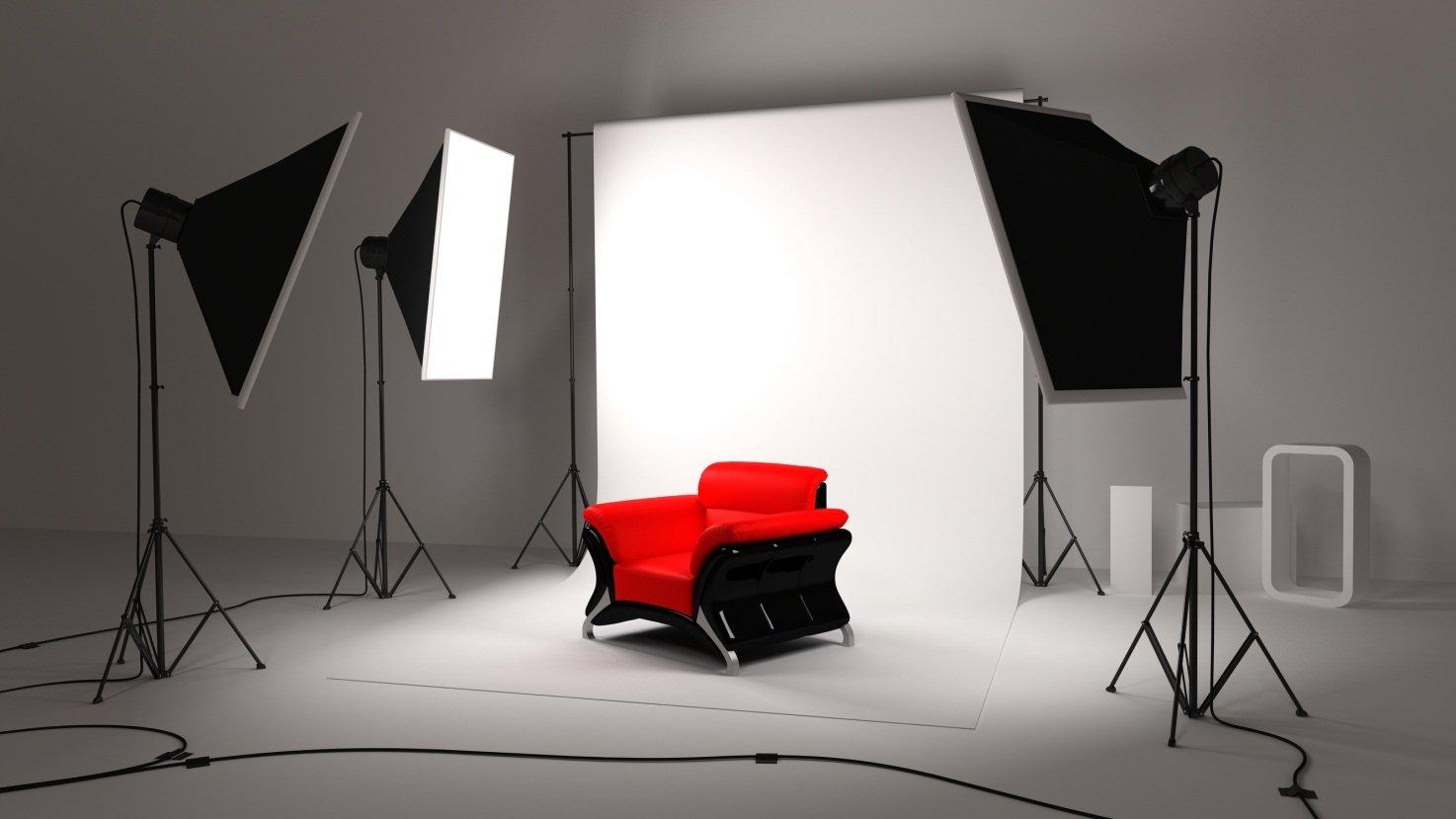 Оборудование для современной фото-студии