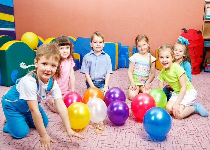 Помещение для частного детского садика
