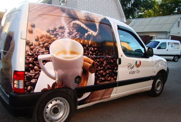Бизнес план мобильной кофейни