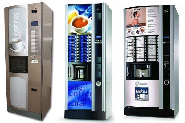 Автоматы с кофе