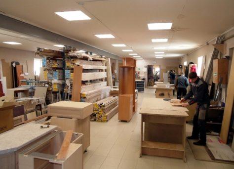 С чего начать бизнес по производству мебели?