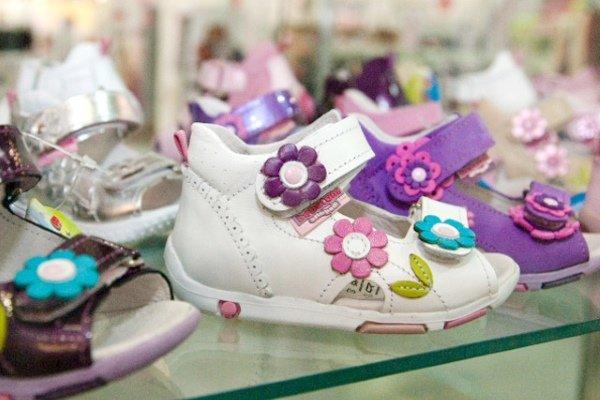 Бизнес по продаже детской обуви