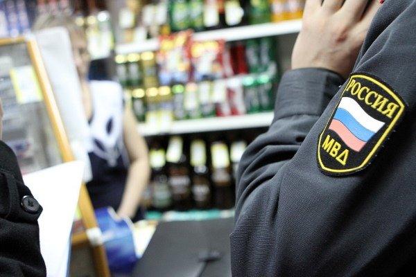 Оформление штрафа за продажу алкоголя без лицензии