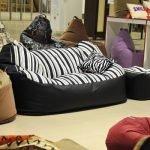 Бескаркасная мебель как бизнес