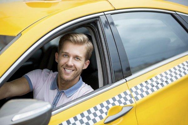 Перевозка людей в такси