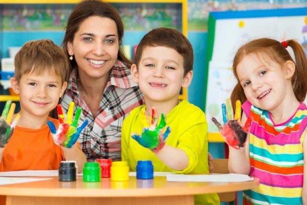 Педагог центра развития ребенка