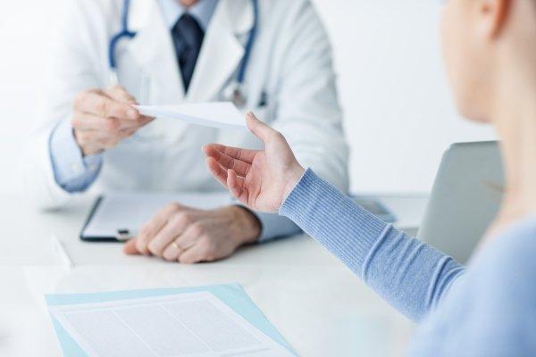 Получение справки медицинского освидетельствования