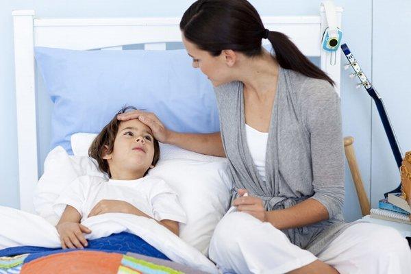 Если болеет ребёнок, лечить надо папу и маму - Клуб