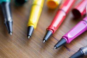 Шириковые ручки