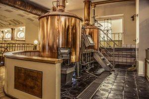 Открытие пивоварни