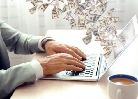 Заработок на своём блоге