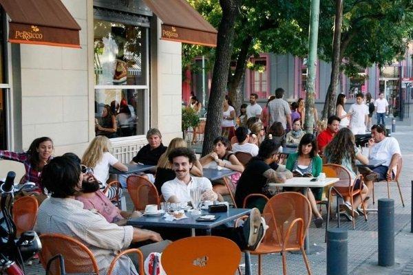 Ресторан в Палермо