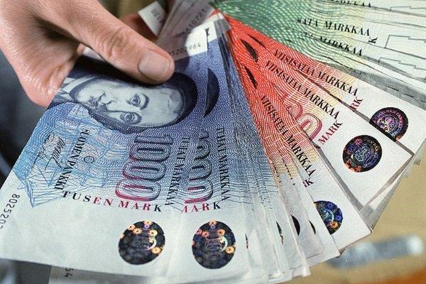Деньги Финляндии