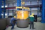 Производство железобетонных колец